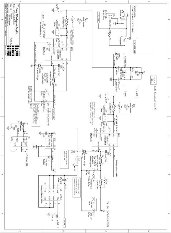 embedded power circuit
