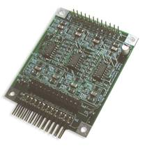 Mezzanine board for data acquisition and analog signal conditioning, analog front end, 4-20mA current input output