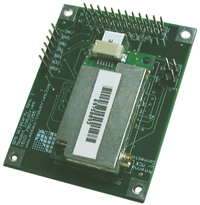 Embedded GPS Board Data Logger