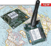 Ethernet and WiFi device servers for remote access and remote control of instruments and I/O