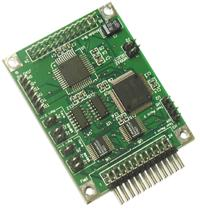 RS232 RS458 Serial Communications Board