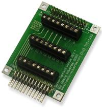 Screw terminal blocks, OEM instrument wiring, microcontroller development board