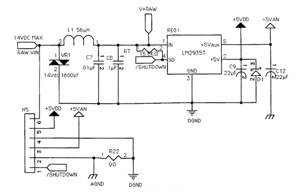 legacy-products:qed2-68hc11-microcontroller:hardware:figure_13_1_power_conditioning_circuit.jpg