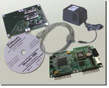 HC12-based SBC kit for data acquisition & instrument control
