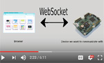 websocket remote control
